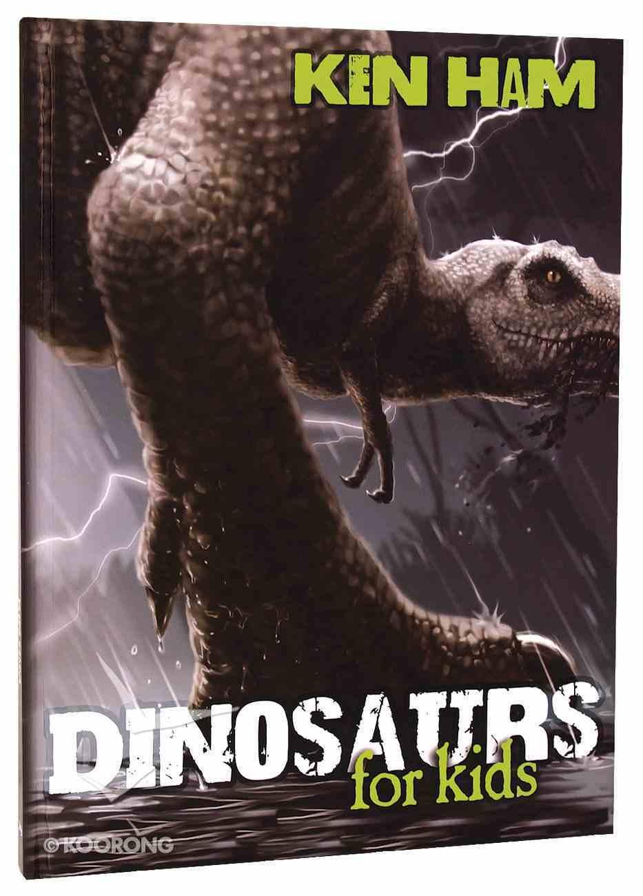 Dinosaurs For Kids Hardback