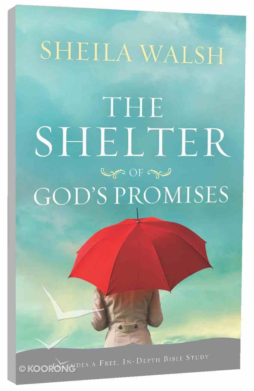 The Shelter of God's Promises Paperback