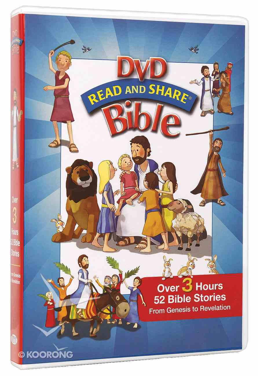 Box Set (Read And Share Dvd Series) DVD