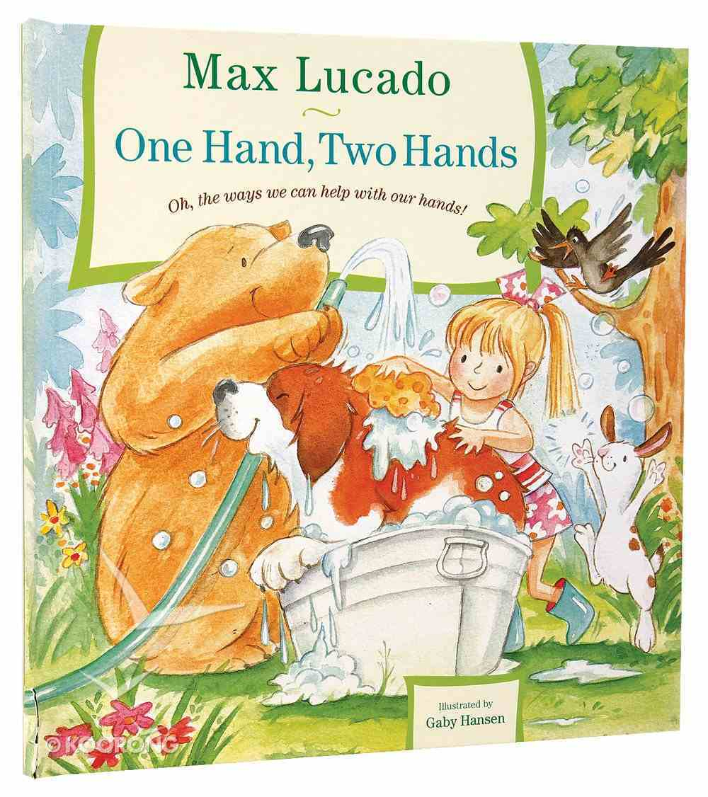 One Hand, Two Hands (From: outlive Your Life) Hardback