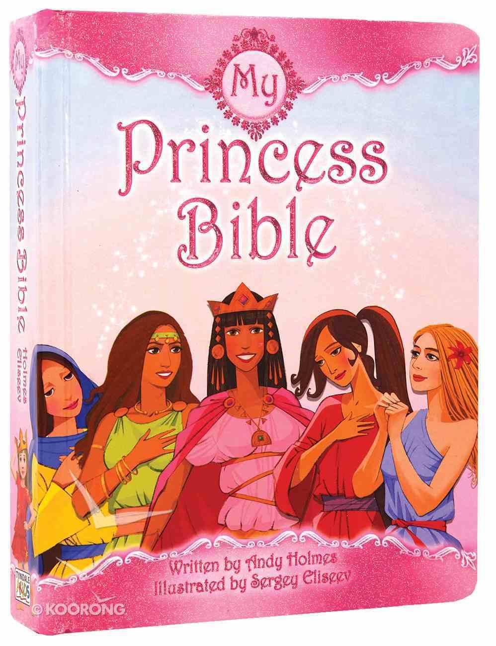 My Princess Bible Board Book