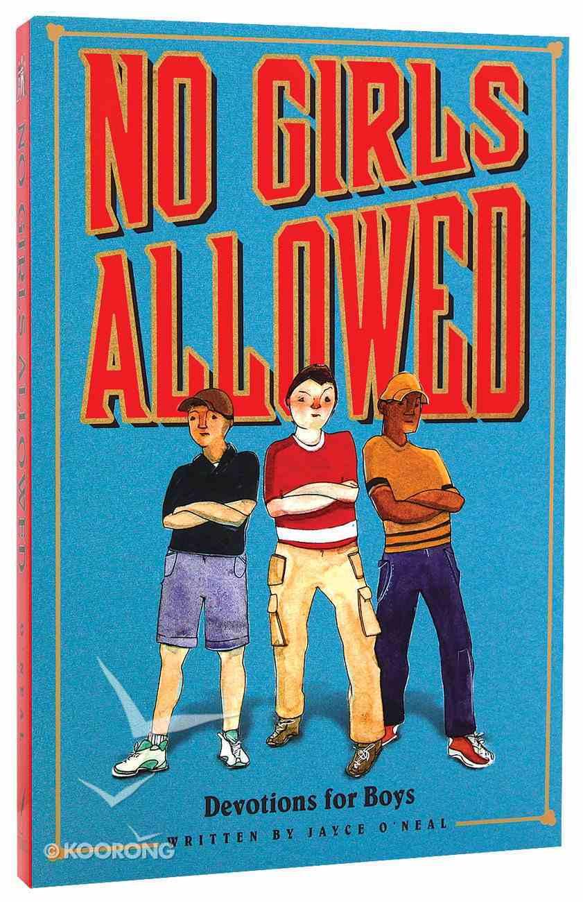 No Girls Allowed Paperback