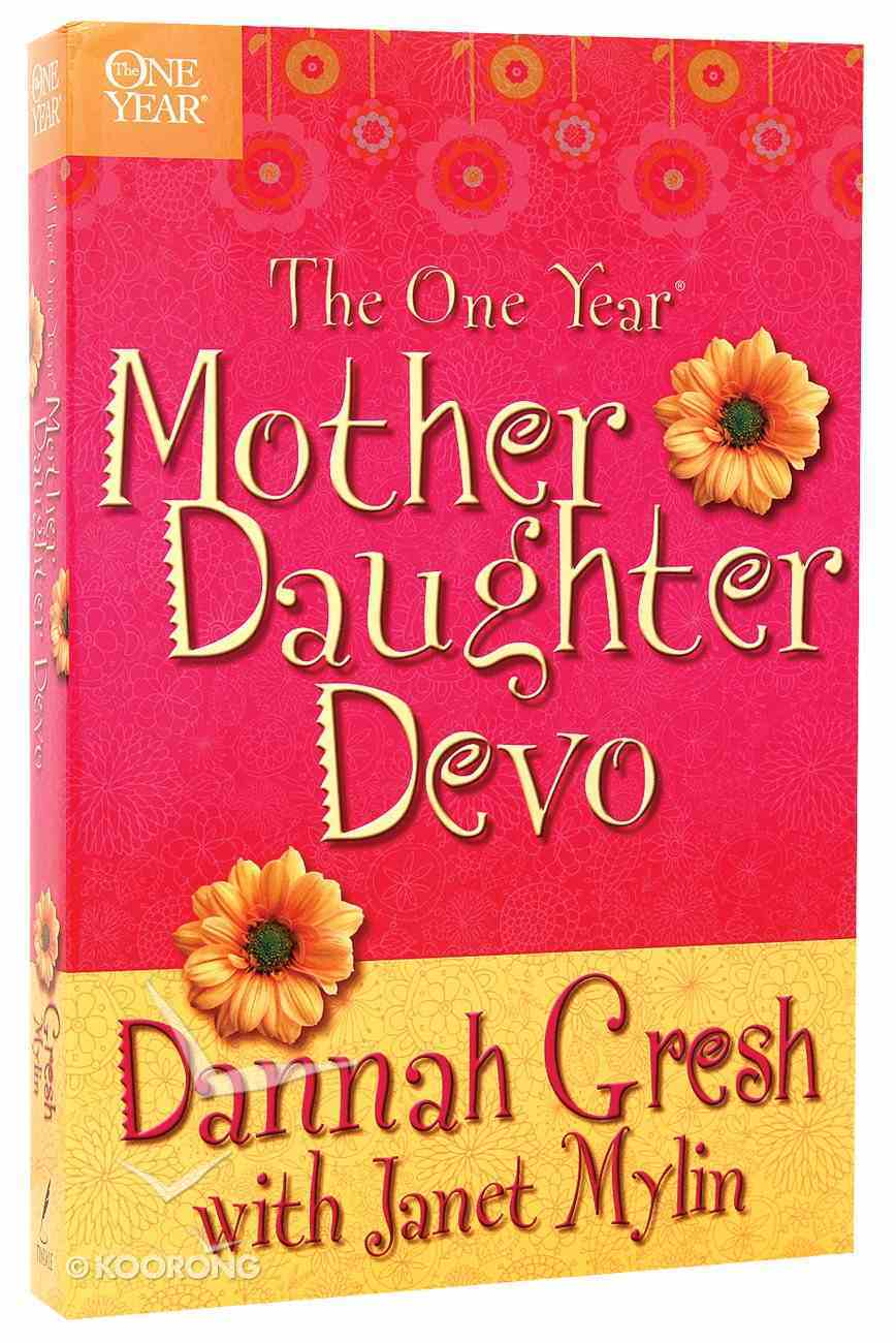 One Year: Mother Daughter Devotions Paperback