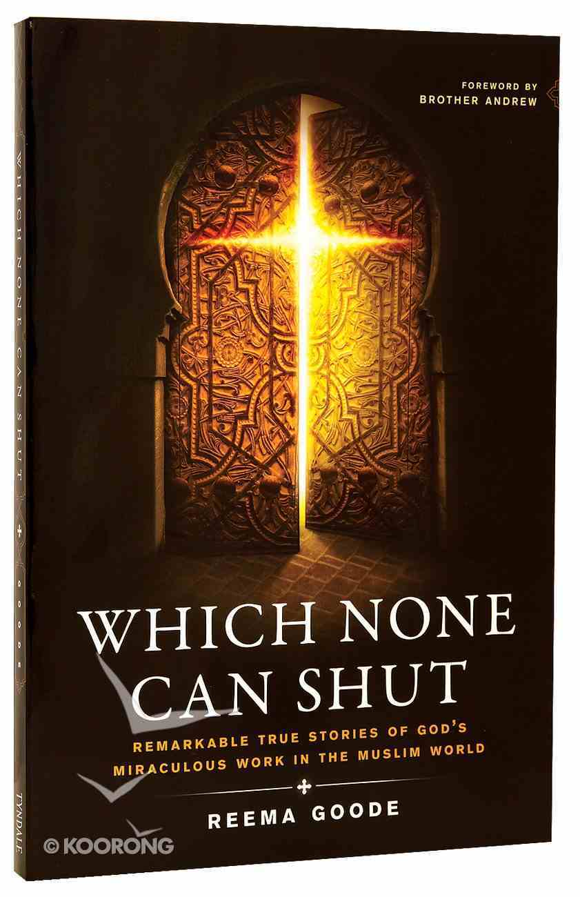 Which None Can Shut Paperback