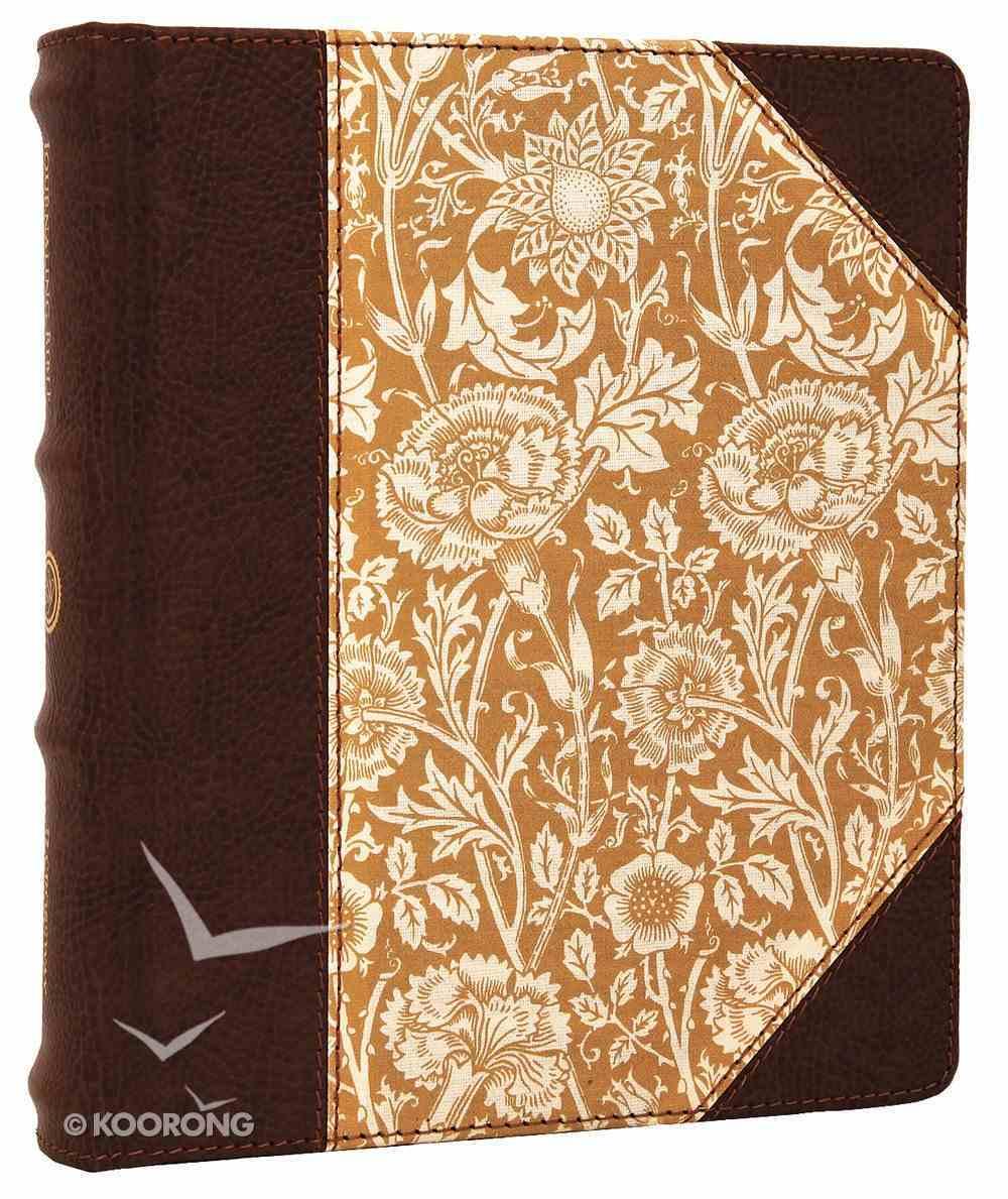 ESV Journaling Bible Antique Floral Hardback