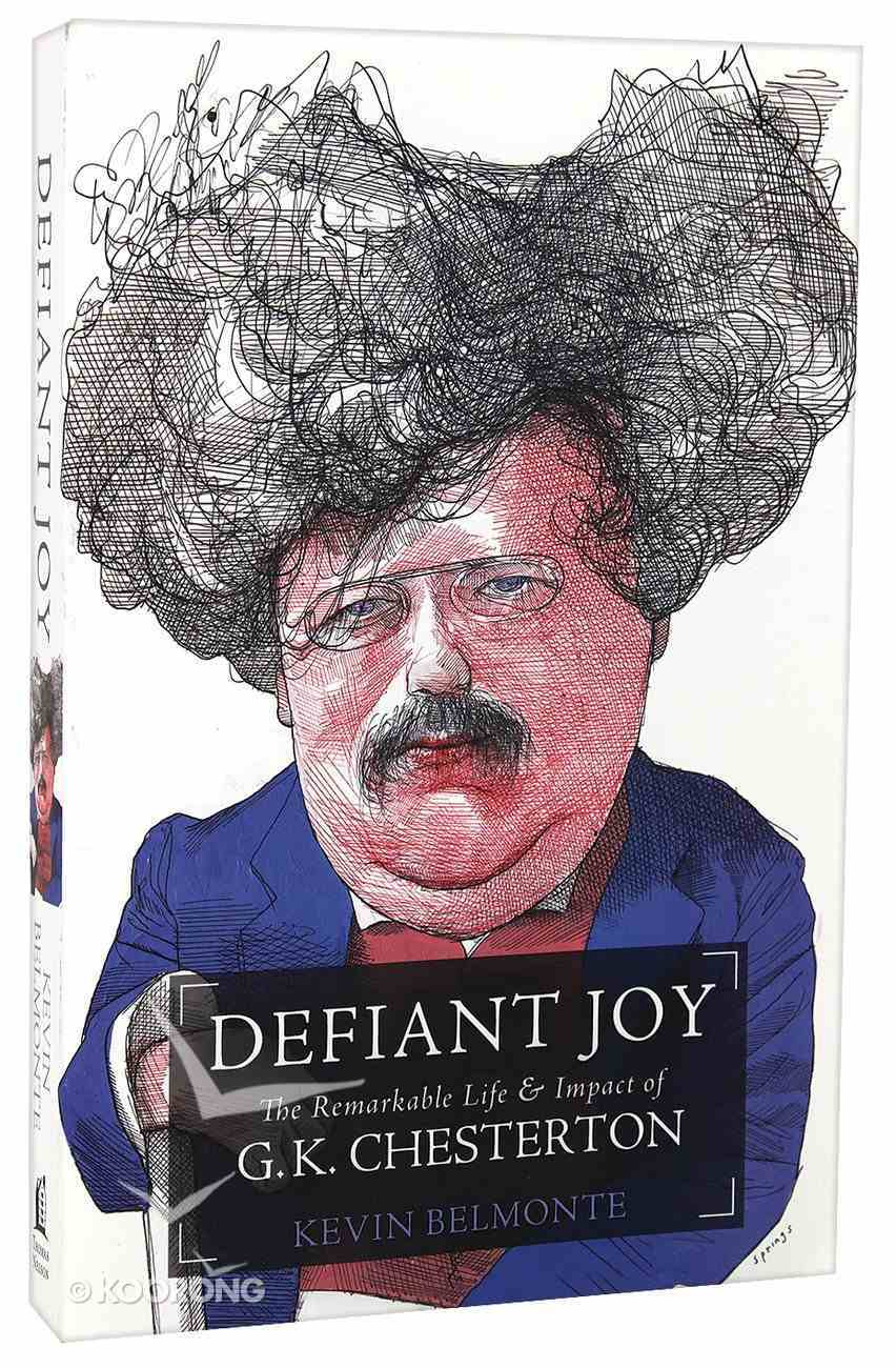 Defiant Joy Paperback
