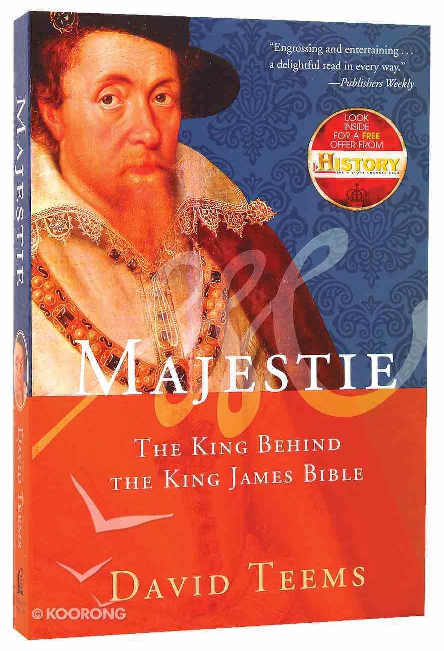 Majestie Paperback
