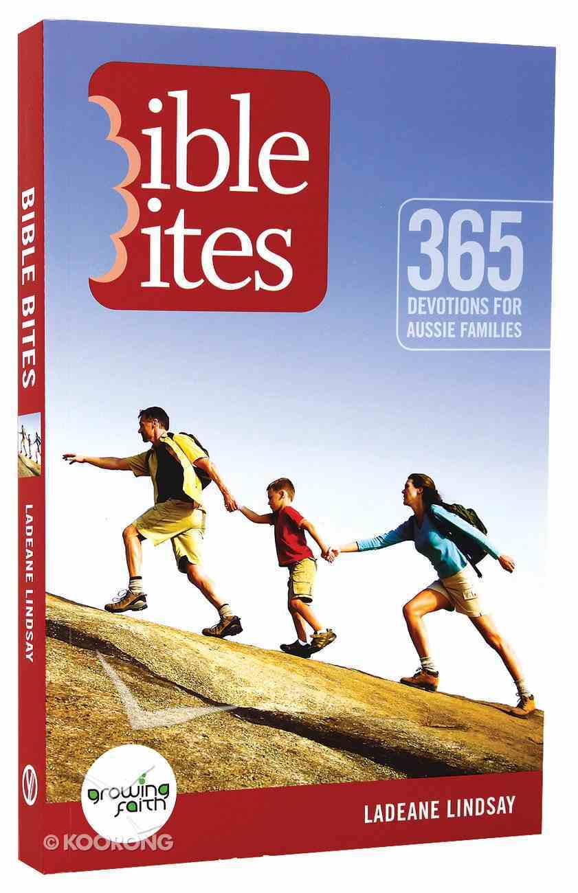 Bible Bites: 365 Devotions For Aussie Families Paperback
