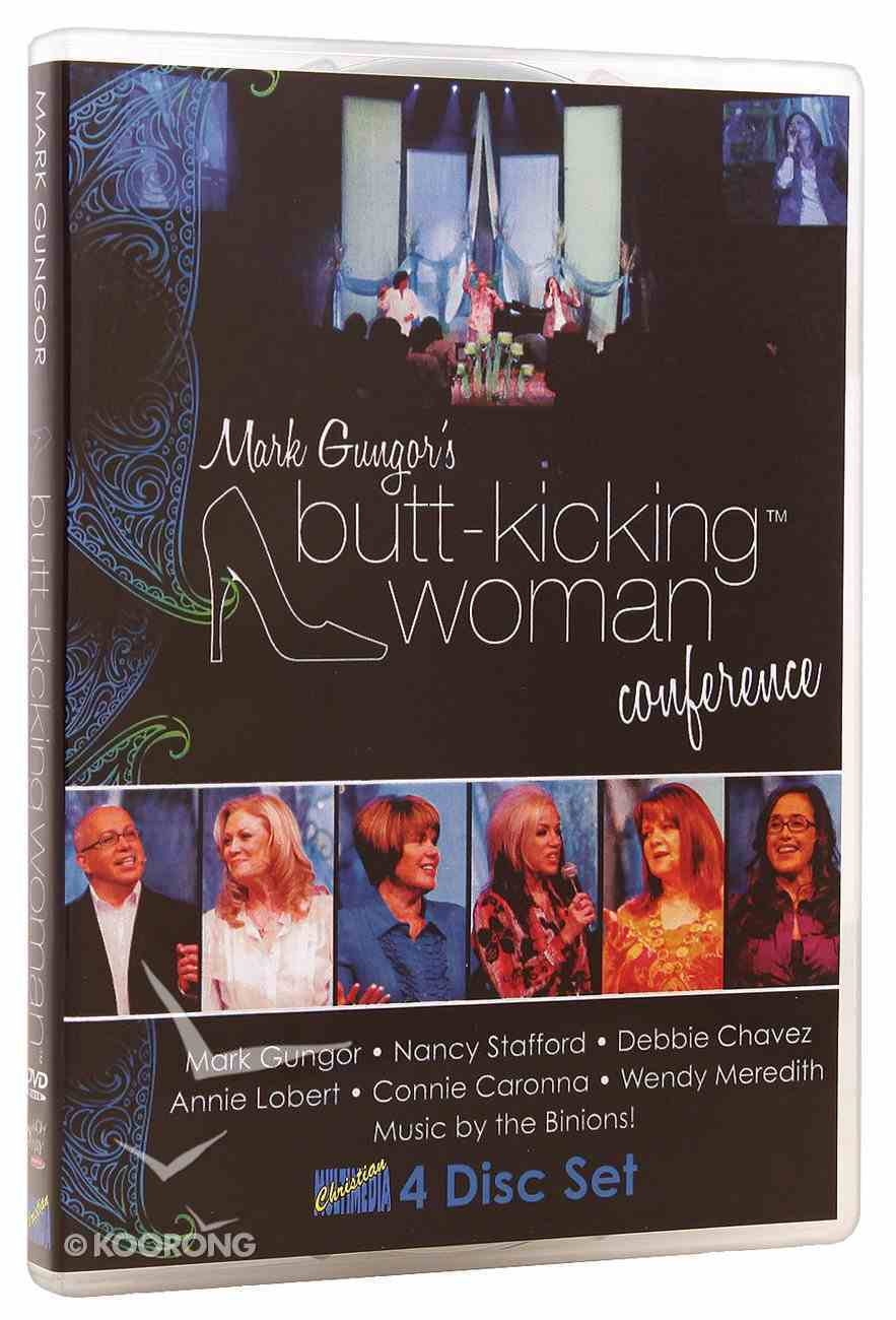 Butt-Kicking Woman Conference DVD