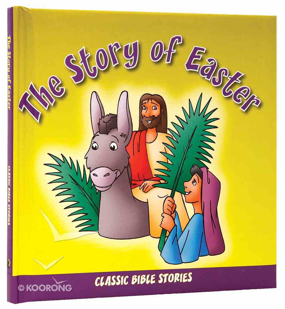 The Easter Story Padded Hardback