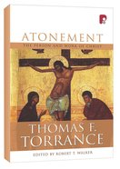Atonement: The Person And Work Of Christ image