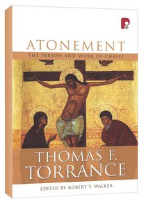 Product: Atonement: The Person And Work Of Christ Image