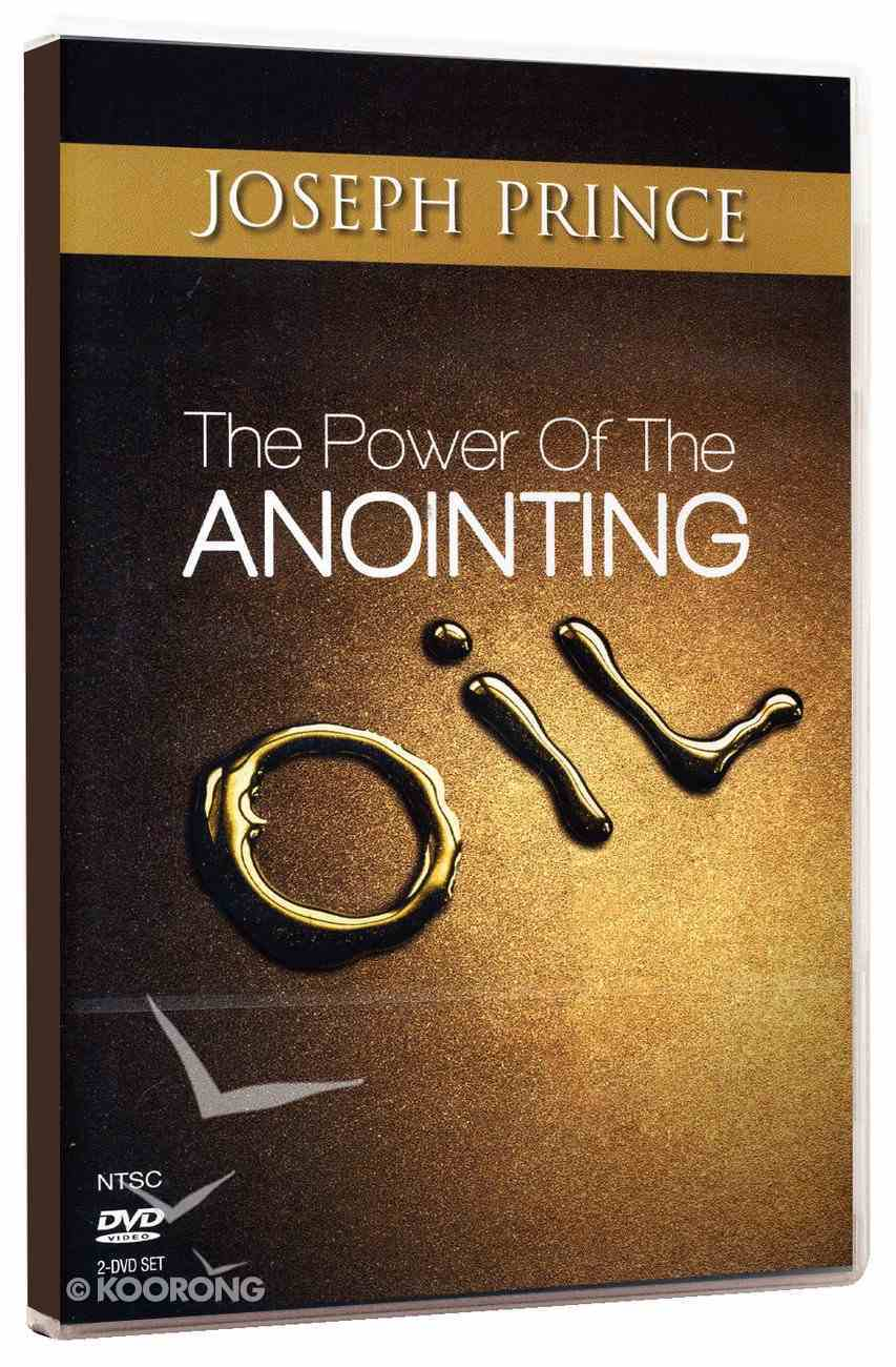 The Power of the Anointing Oil (2 Dvds) DVD