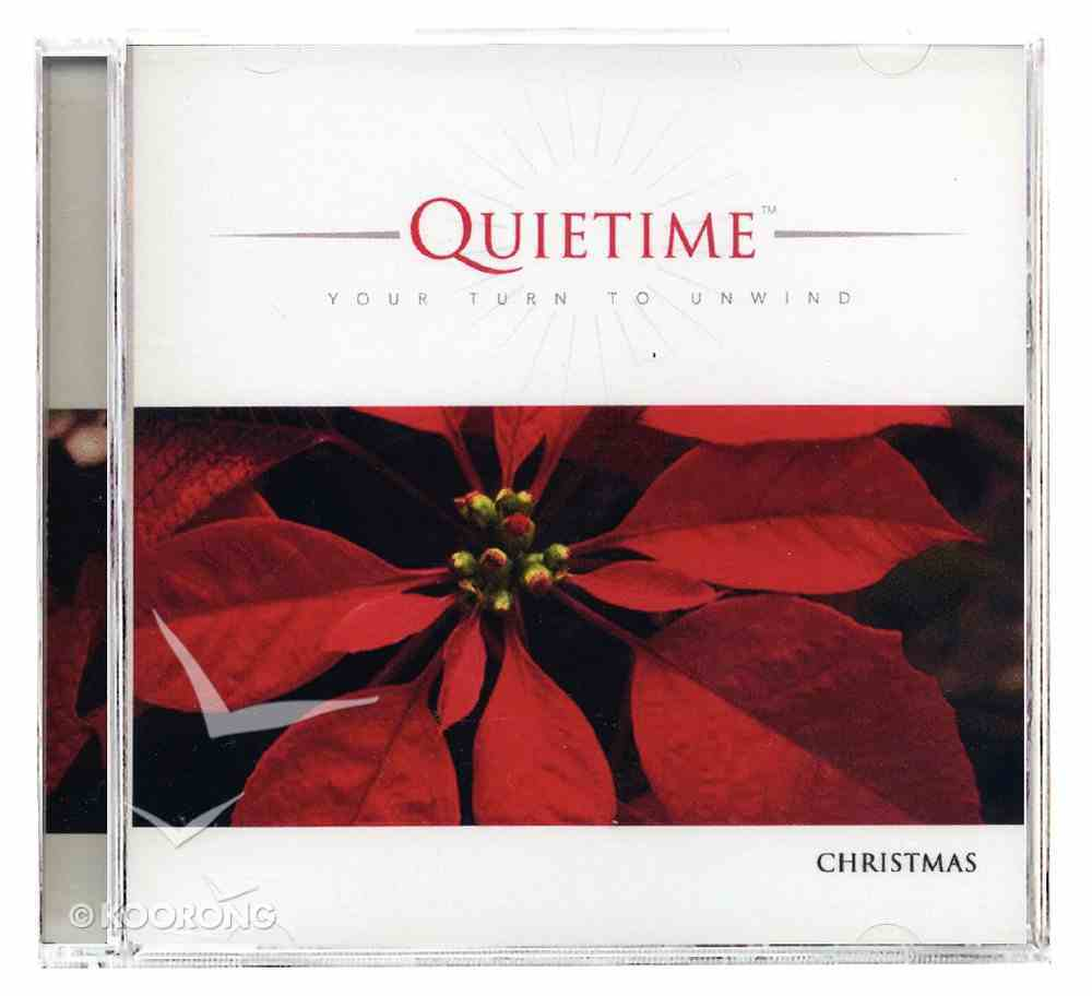 Christmas (Quietime: Your Turn To Unwind Series) CD