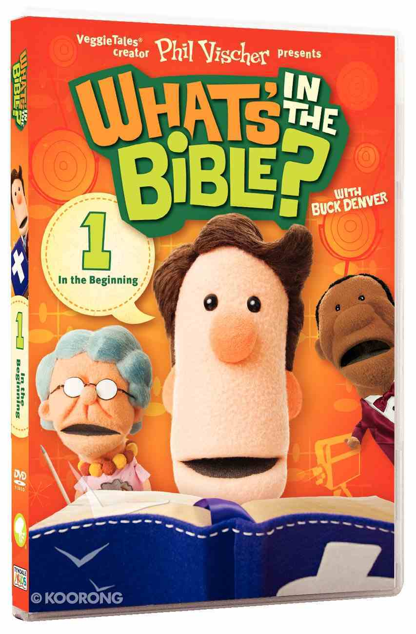 In the Beginning (#01 in What's In The Bible Series) DVD