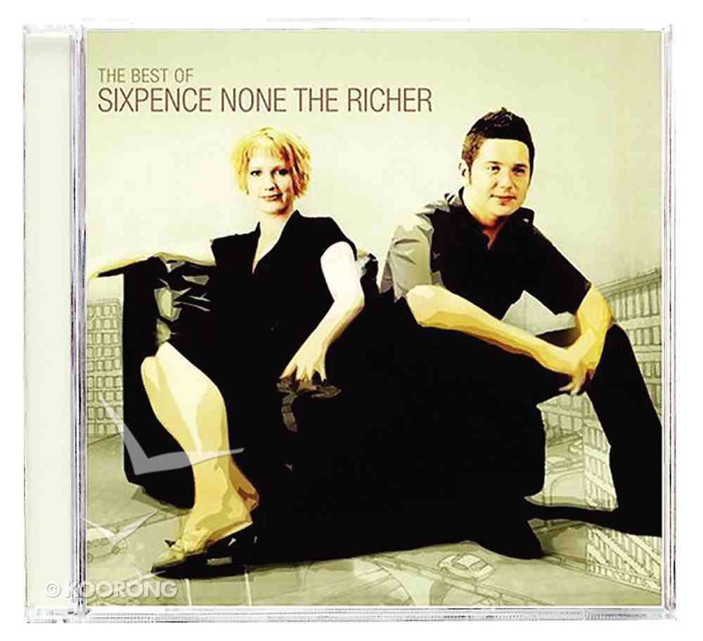 Kiss Me: The Best of Sixpence None the Richer CD