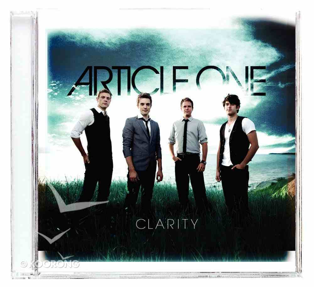 Clarity CD