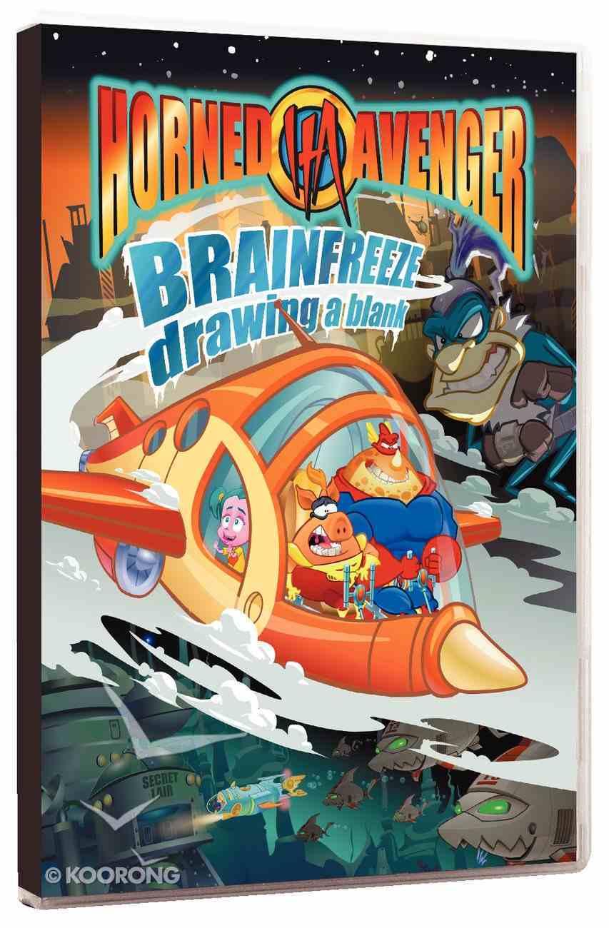 Brainfreeze Drawing a Blank (#02 in Horned Avenger Series) DVD