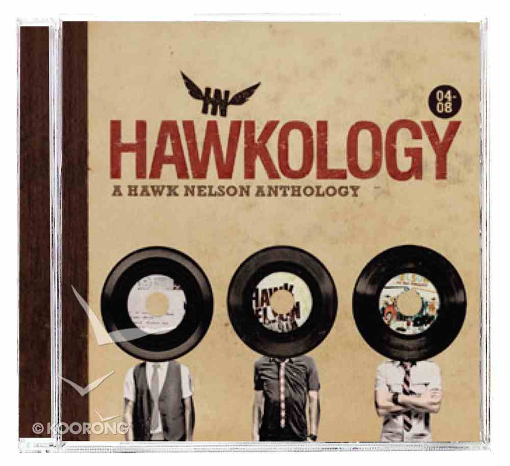 Hawkology Triple CD Set CD