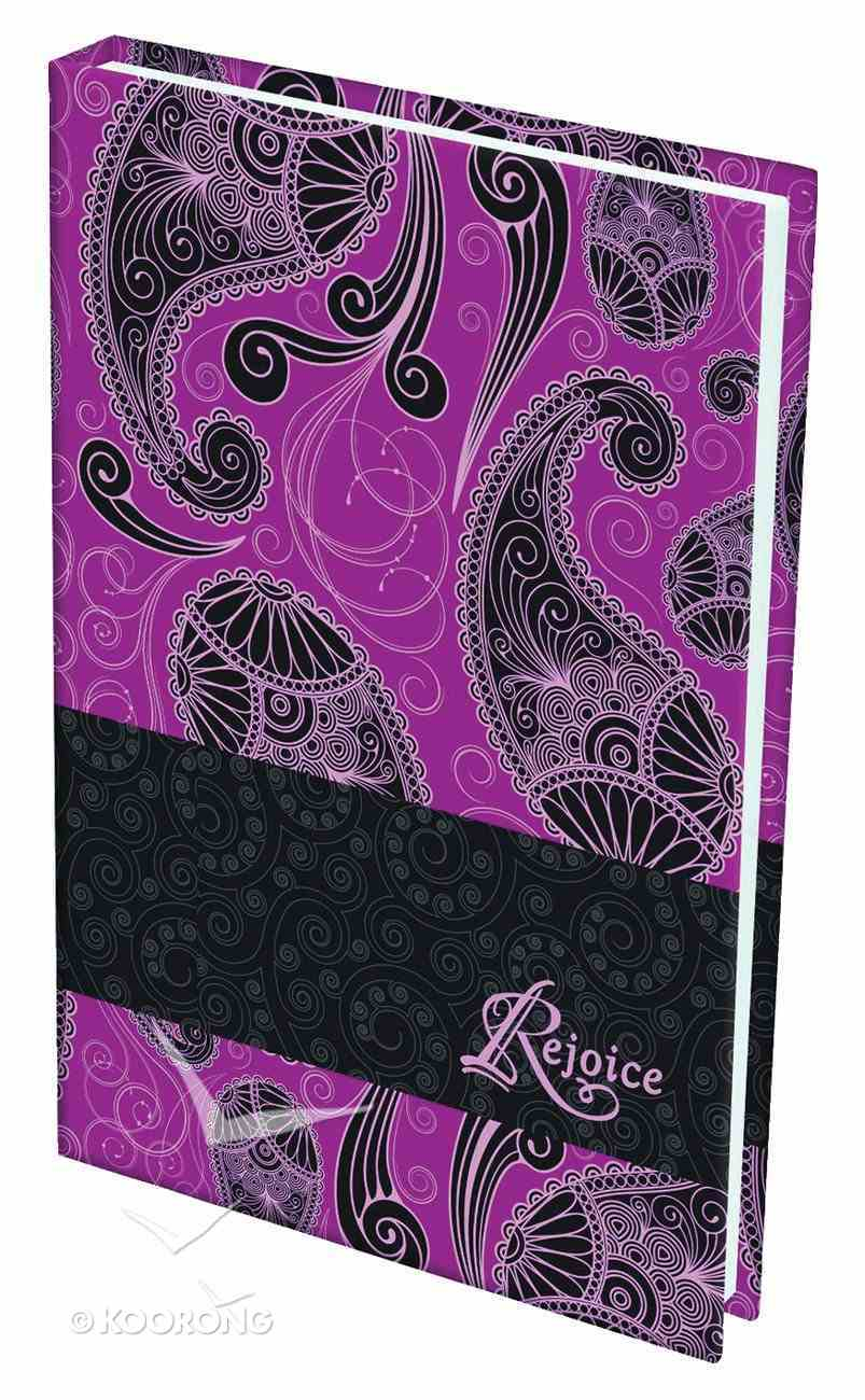 Notebook and Pen Gift Set: Rejoice Stationery