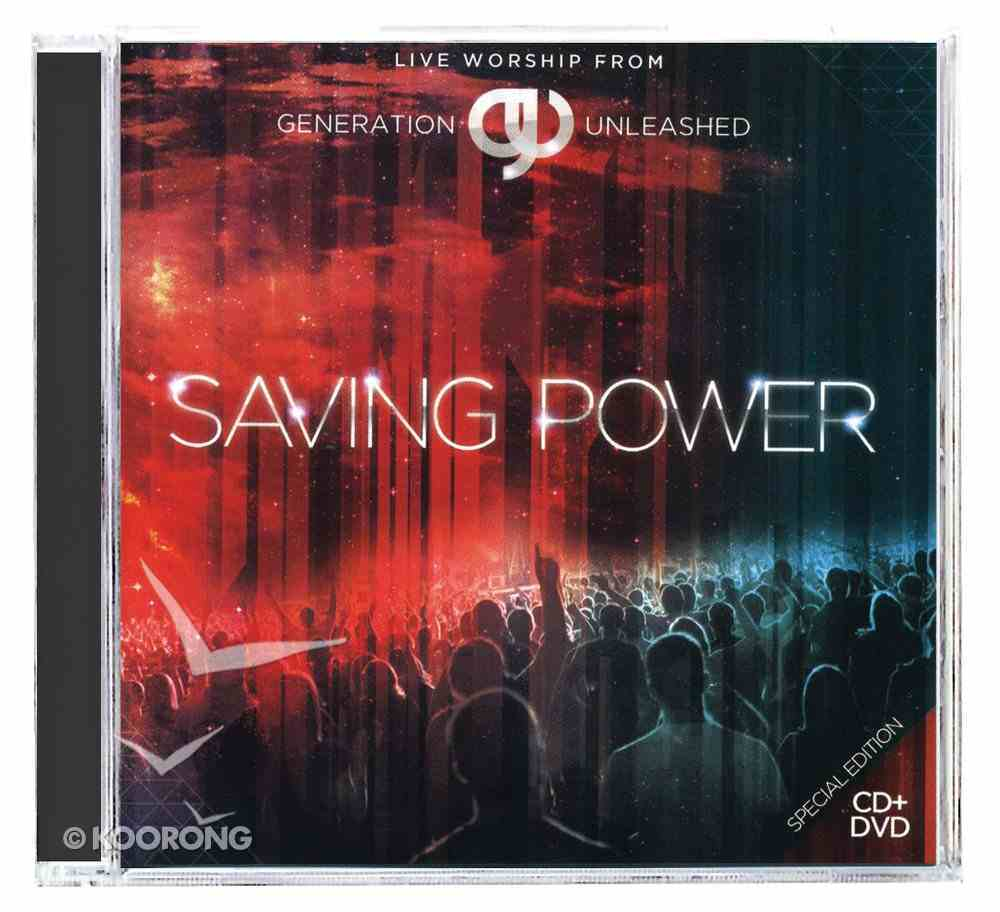 Saving Power CD