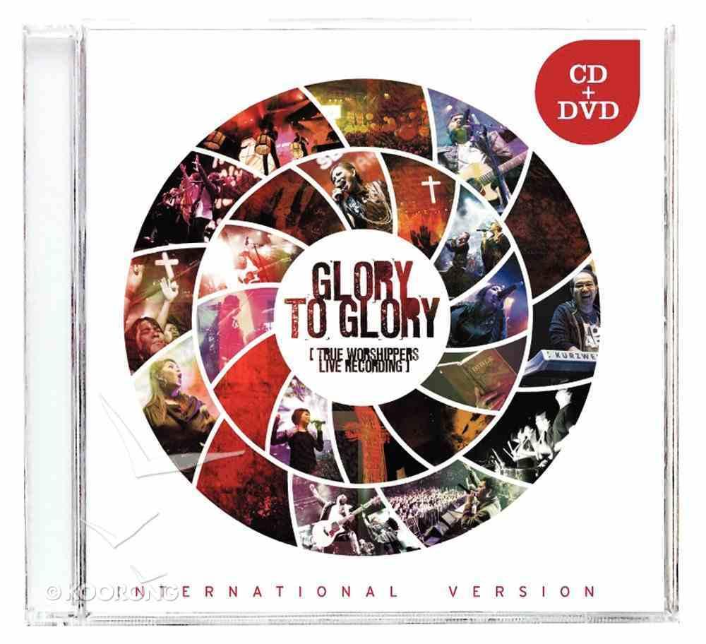 Glory to Glory (Cd/dvd) CD