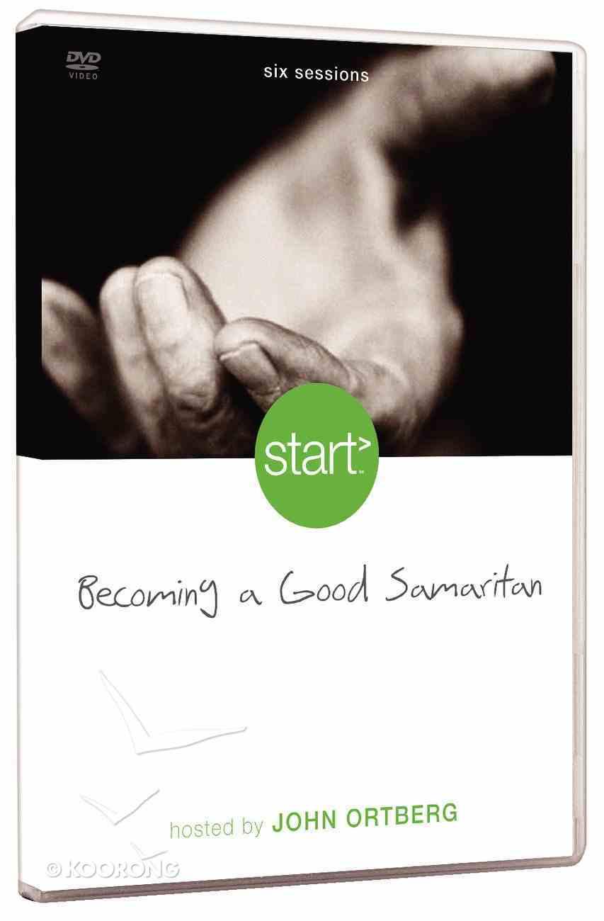 Becoming a Good Samaritan (Dvd) DVD
