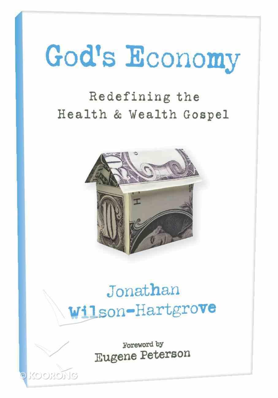 God's Economy Paperback
