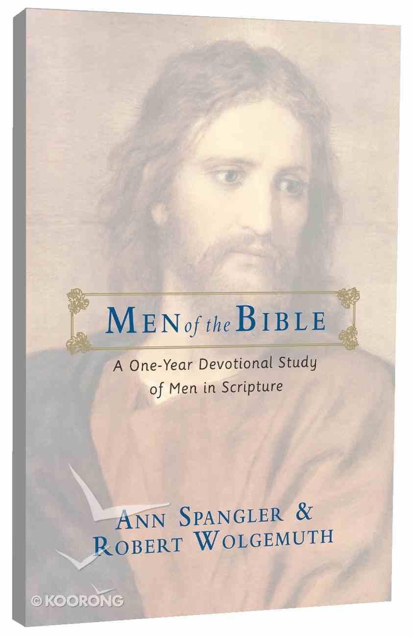 Men of the Bible Paperback