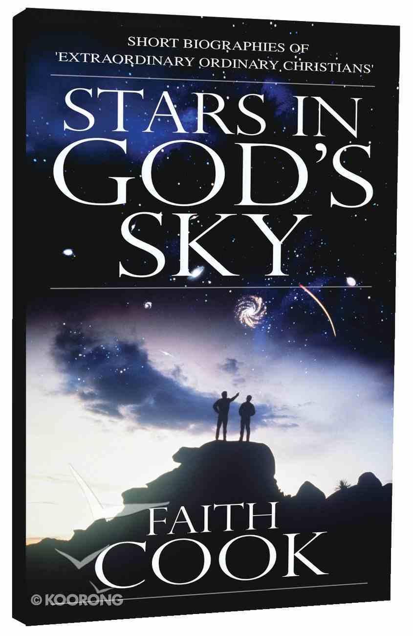 Stars in God's Sky Paperback