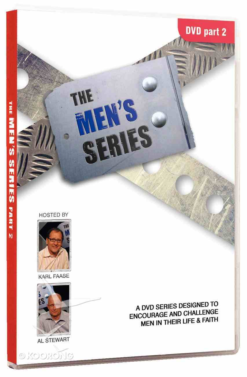 The Men's Series: Part 2 (Dvd) DVD