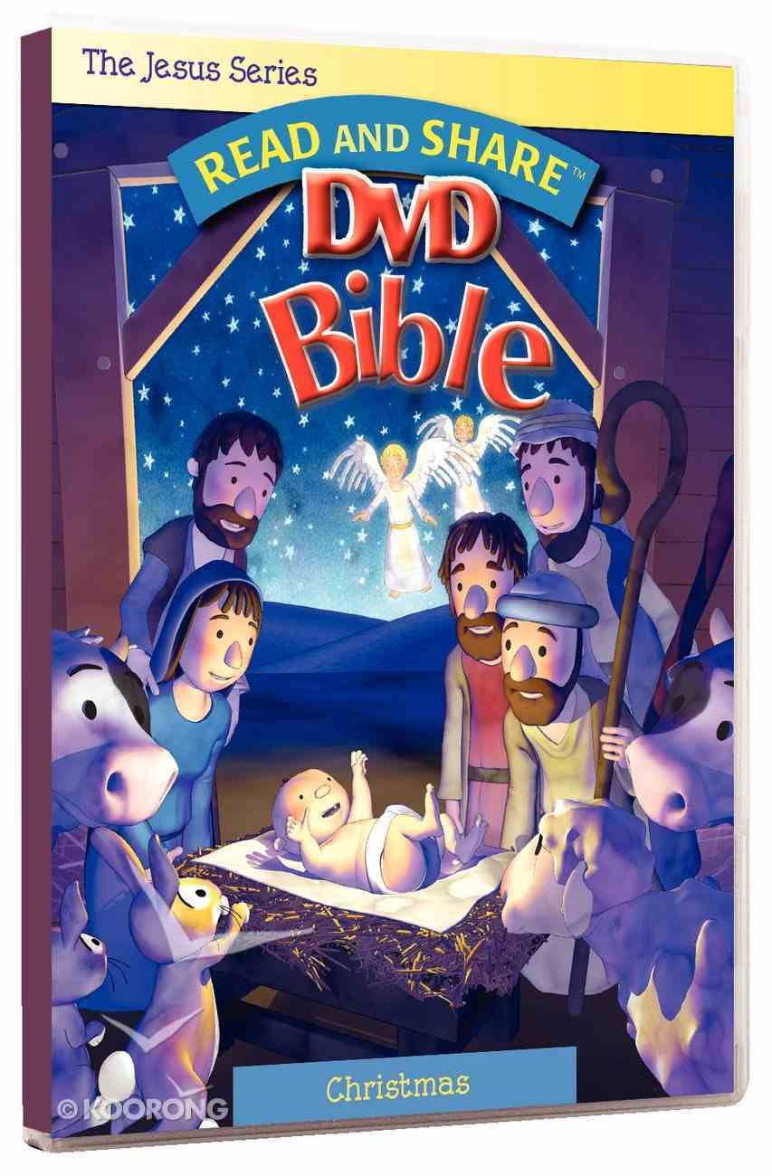 Jesus - Christmas (Read And Share Dvd Series) DVD