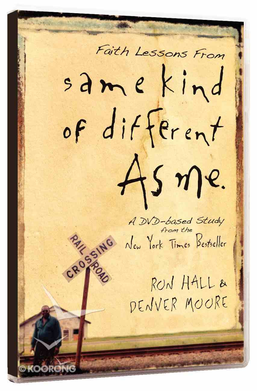 Same Kind of Different as Me (Faith Lessons Dvd And Conversation Guide) Pack