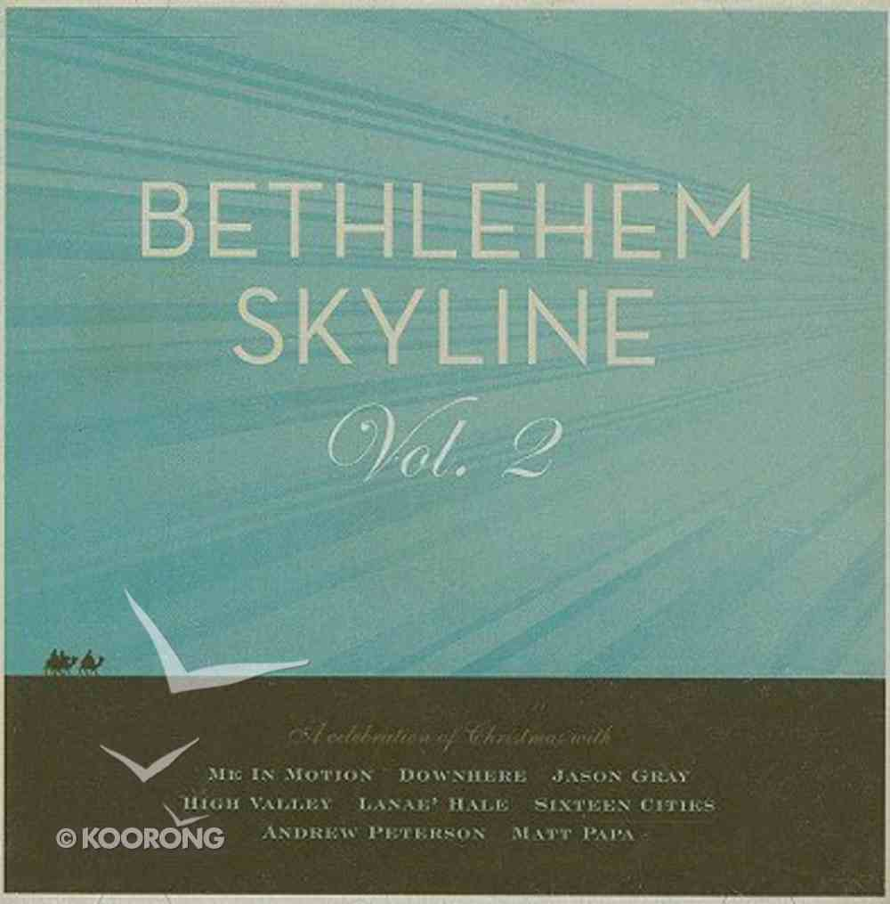 Bethlehem Skyline 2 CD