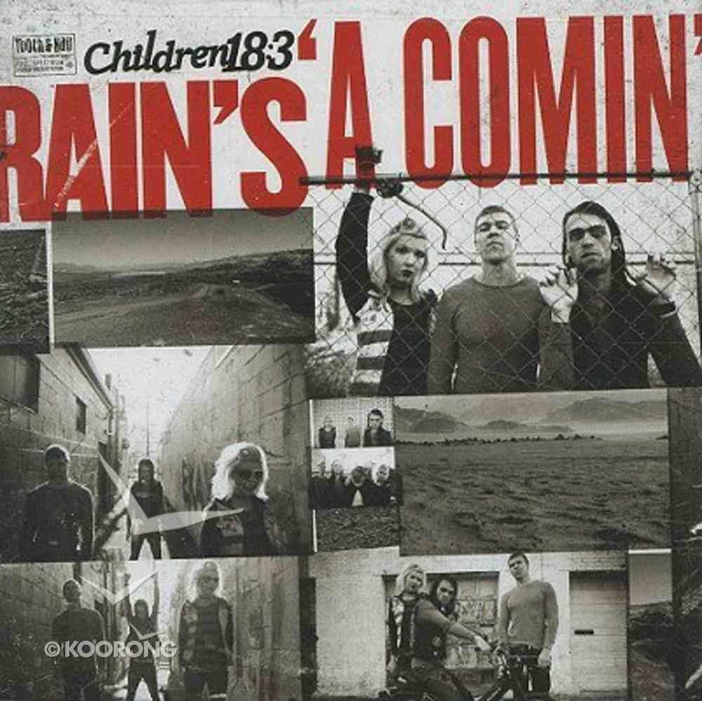 Rain's 'A Comin' CD