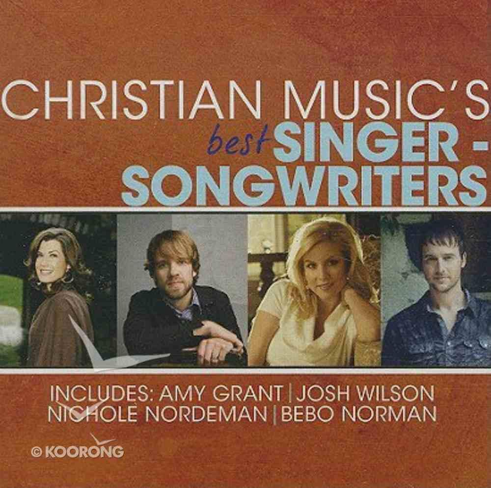 Christian Music's Best Singer-Songwriters CD