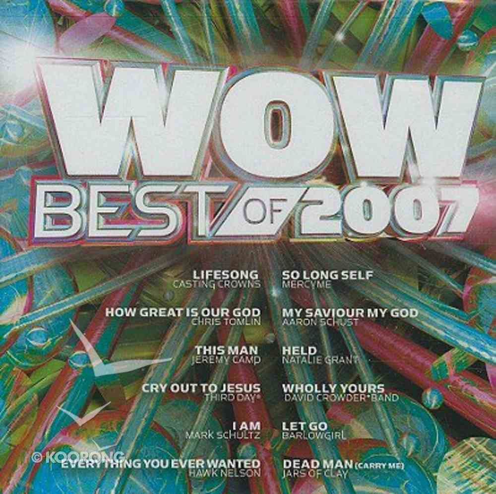 Best of Wow 2007 CD