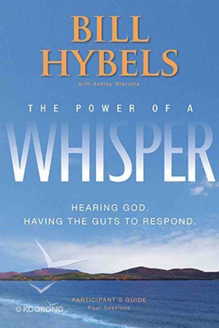 The Power of a Whisper (Unabridged) CD