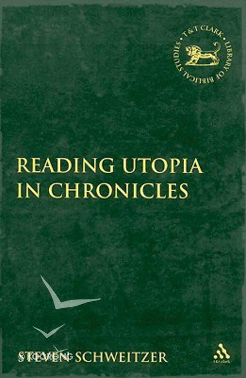 Reading Utopia in Chronicles Paperback