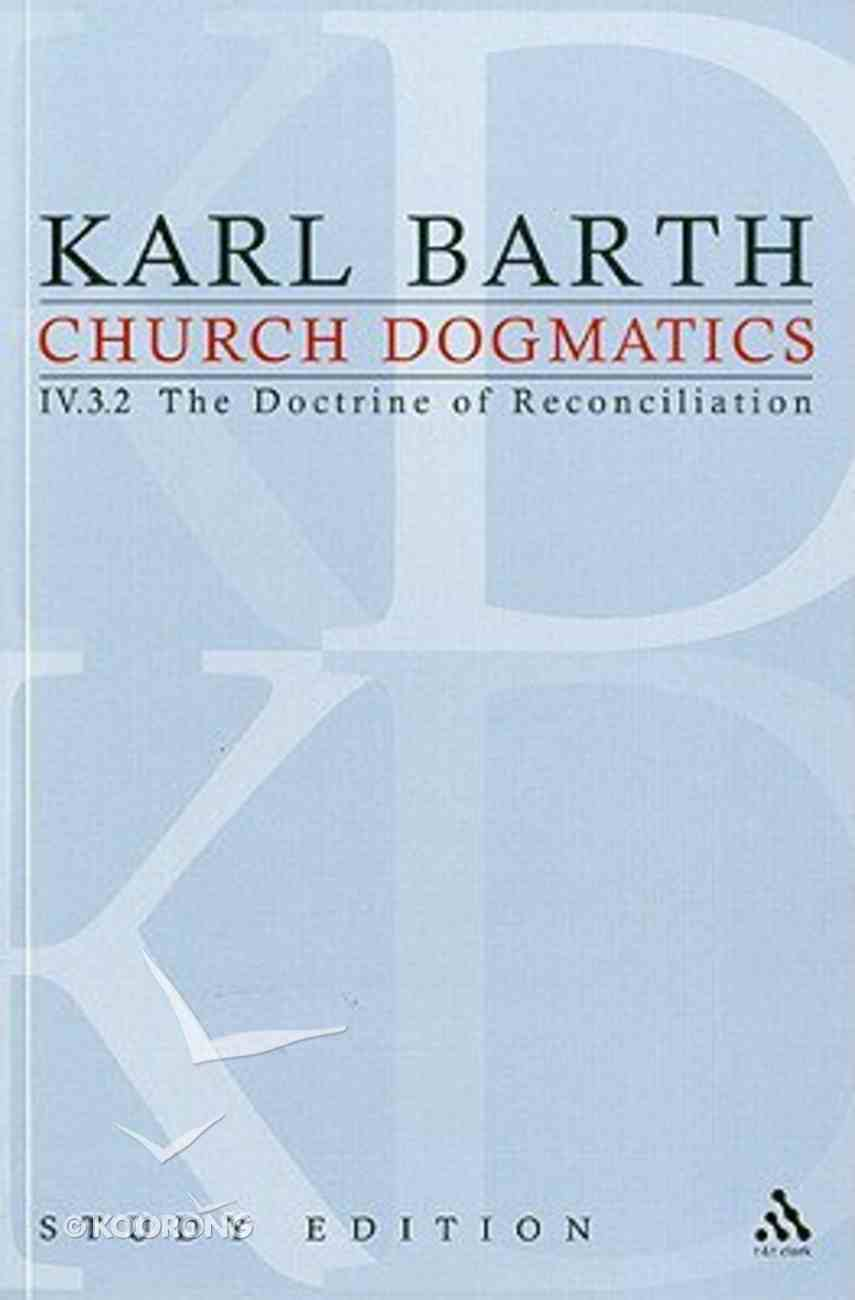 Jesus Christ, the True Witness III (Church Dogmatics Study Edition Series) Paperback