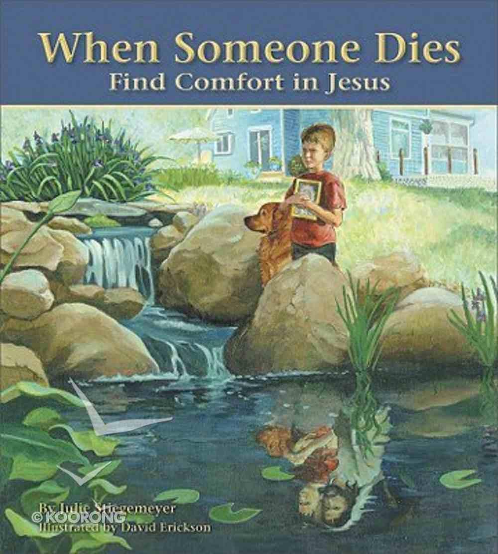 When Someone Dies Hardback