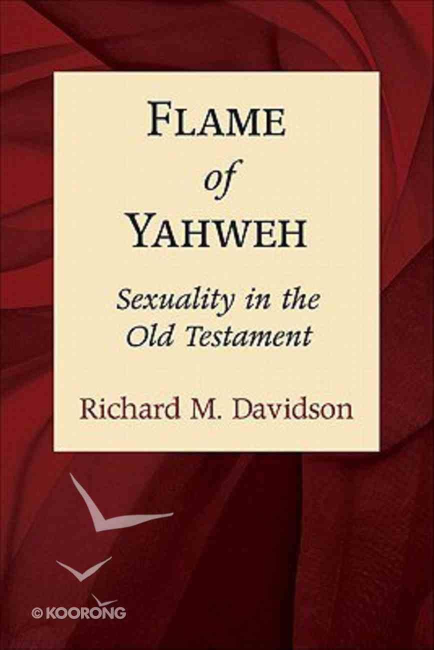 Flame of Yahweh Paperback