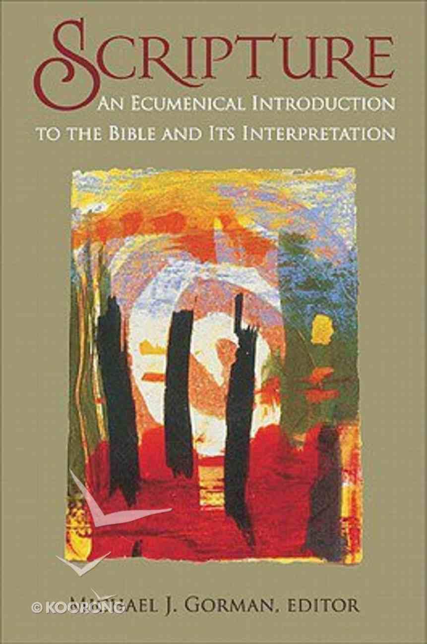 Scripture Paperback