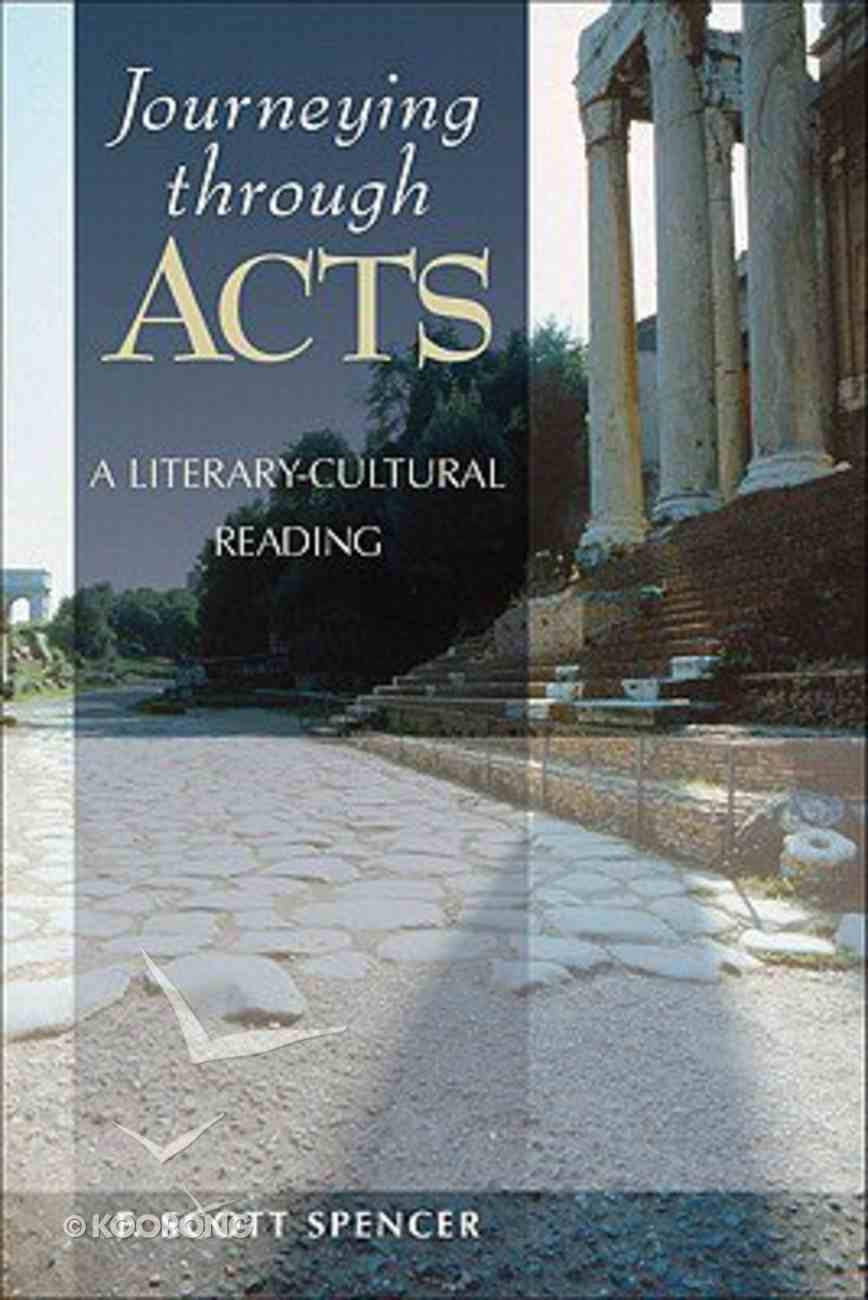 Journeying Through Acts Paperback