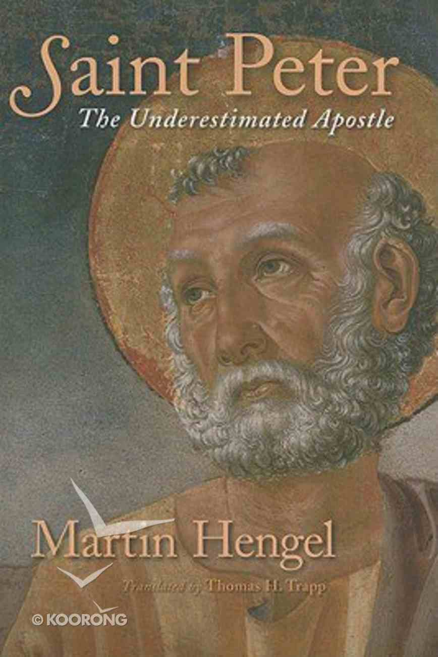 Saint Peter Paperback