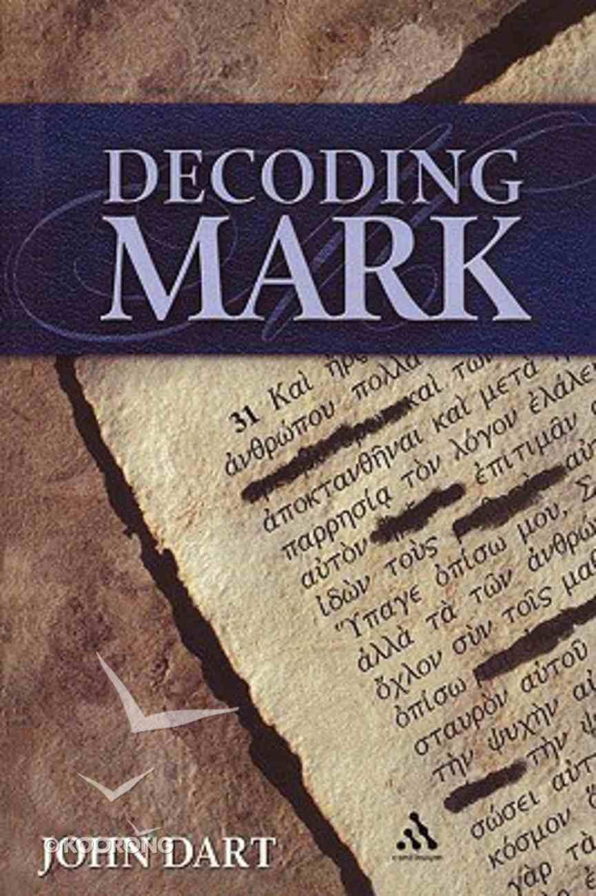 Decoding Mark Paperback