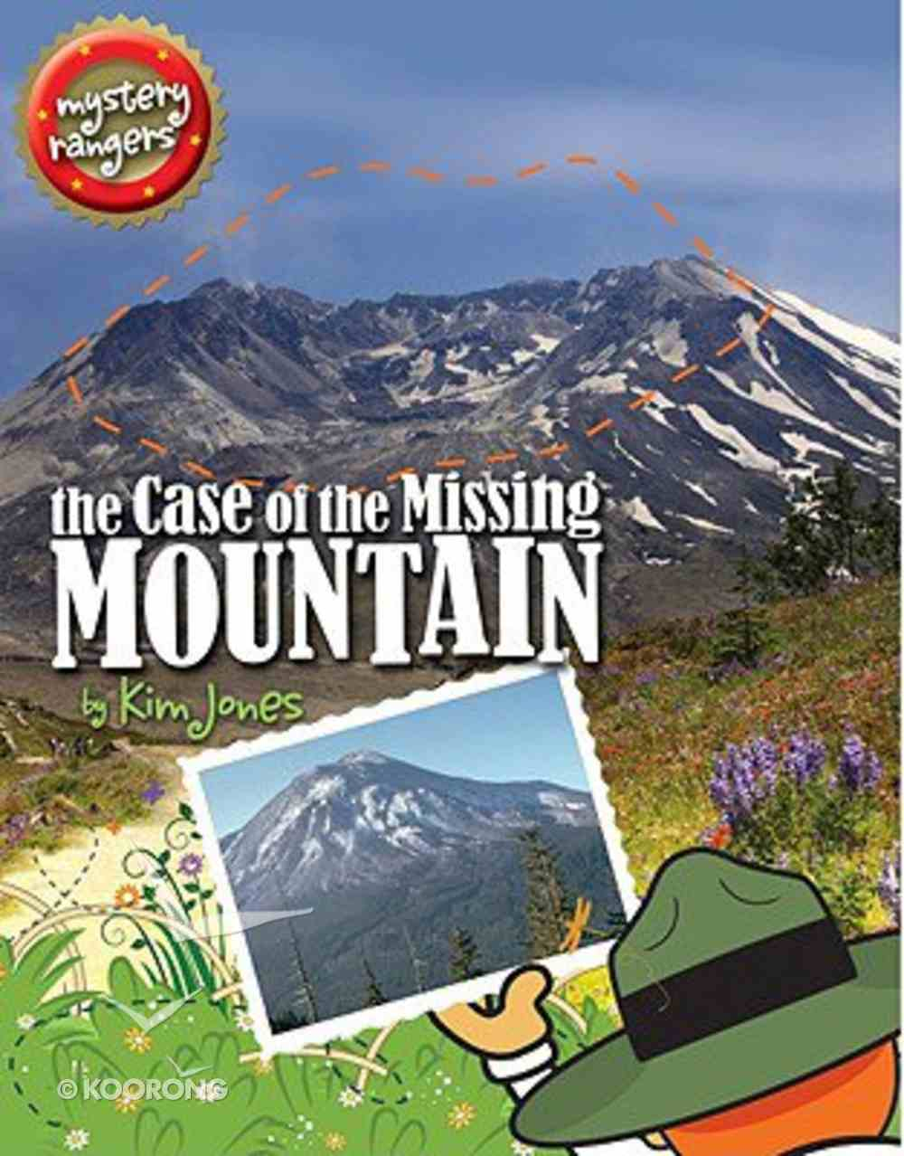 The Case of the Missing Mountain Paperback
