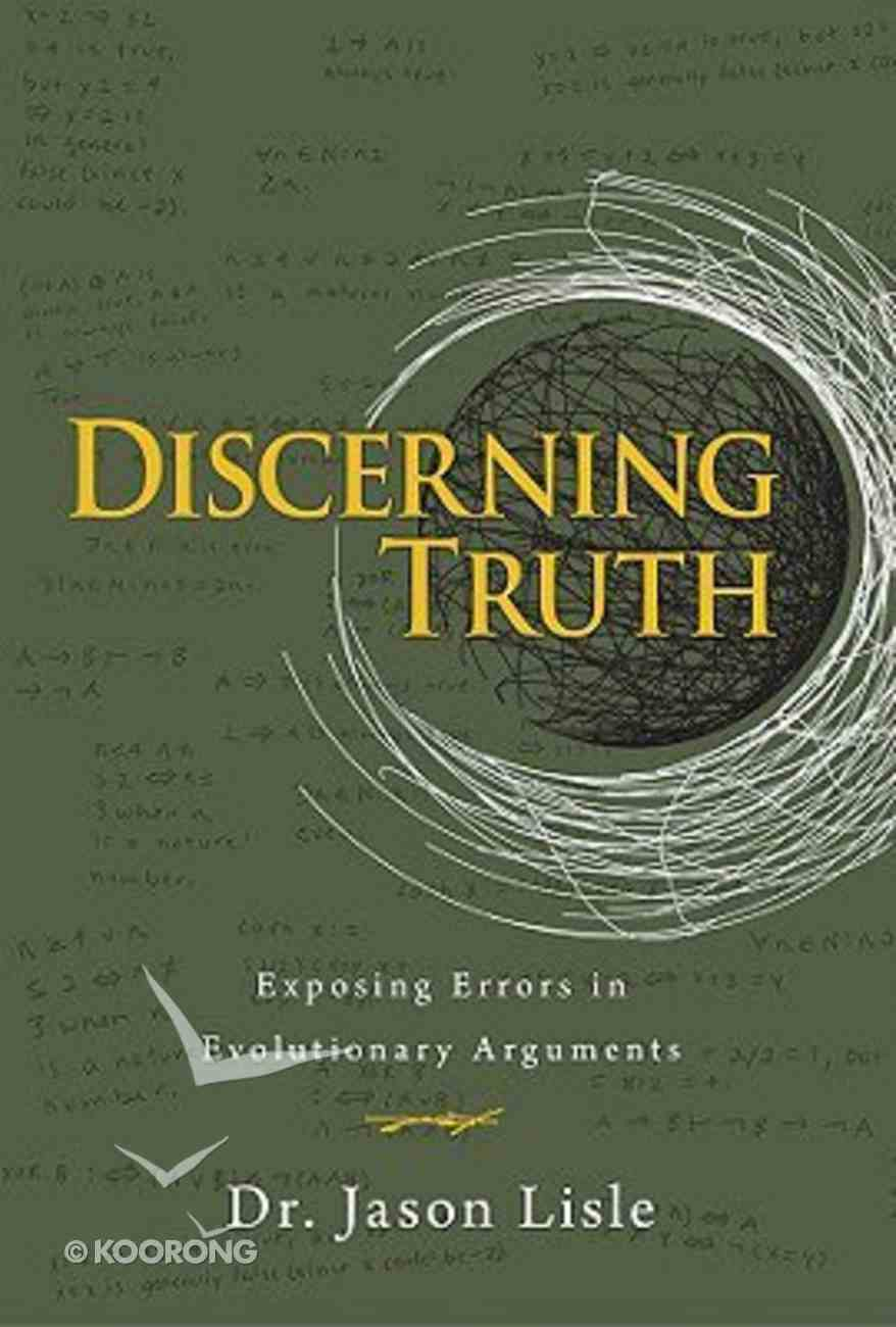 Discerning Truth Paperback