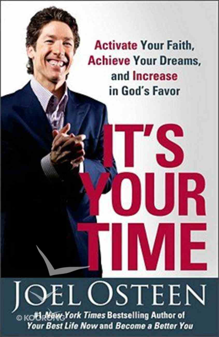 It's Your Time Paperback