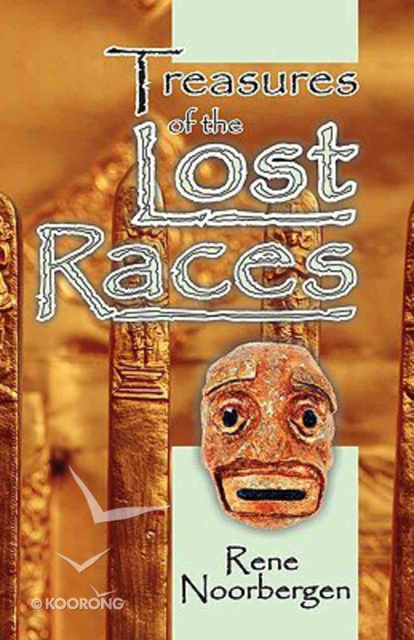 Treasures of the Lost Races Paperback